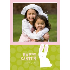 Hoppy Easter -- Easter Photo Cards