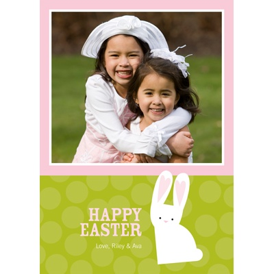 Hoppy Easter Easter Photo Cards