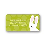 Hoppy Easter -- Address Labels