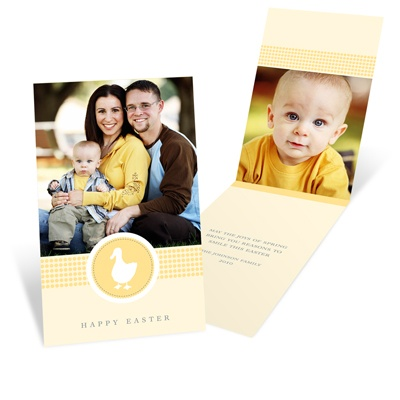 Quack-Quack -- Easter Photo Cards