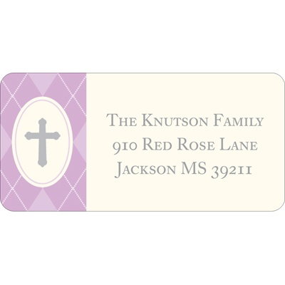Pinpoint Diamonds Address Labels