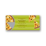 Slice of the Party -- Birthday Invitation