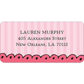 Makeover -- Address Label