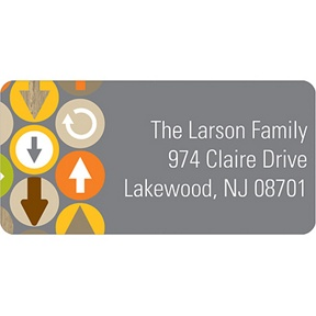 New Directions -- Address Label