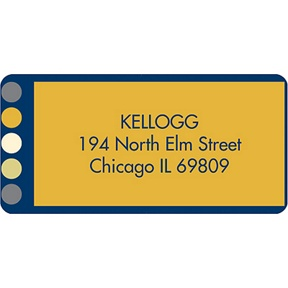Light Up -- Address Label