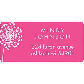 Make a Wish -- Address Labels