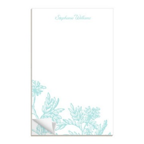 Leaves -- Custom Notepads