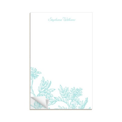 Leaves Custom Notepads