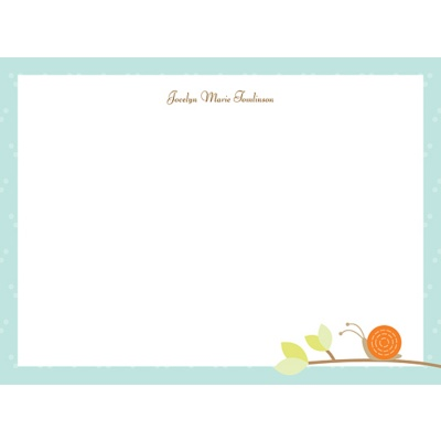 Storybook Branches -- Personalized Stationery
