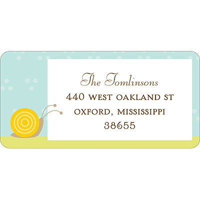 Storybook Branches -- Address Label