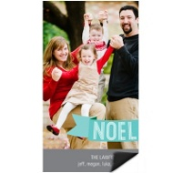 Noel Greeting Tag