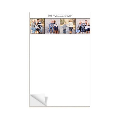 Photo Strip Custom Notepads