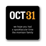 Date Reminder -- Personalized Stickers