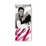 Ribbon Swirls -- Holiday Photo Cards