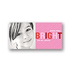 Bright Holiday -- Pink Photo Christmas Card