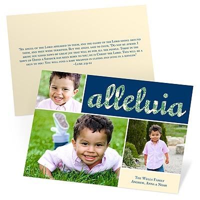 Alleluia and Praises