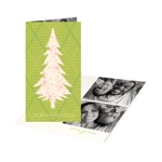 Partial to Plaid -- Christmas Card