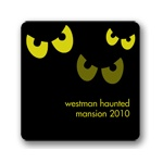 Pairs of Scary Eyes -- Personalized Stickers