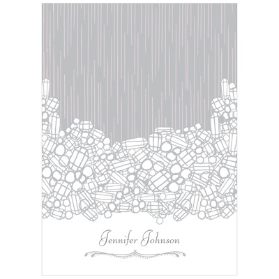 Girl's Best Friend Sweet 16 Thank You Cards