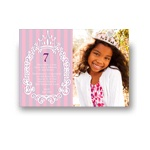 Fit for a Princess -- Princess Birthday Party Invitations