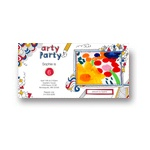 Imaginative Art -- Photo Kids Birthday Invitations