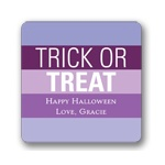Trick or Treat! -- Personalized Stickers