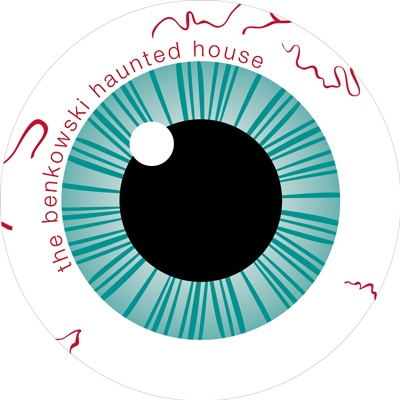 Eye Got You in Aqua! -- Personalized Stickers