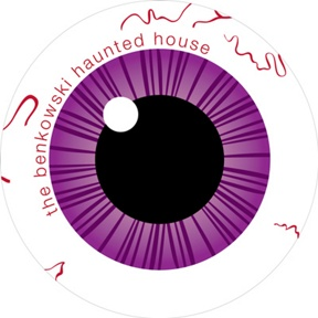 Eye Got You in Purple! -- Personalized Stickers
