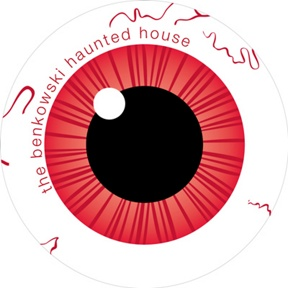 Eye Got You in Red! -- Personalized Stickers