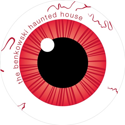 Eye Got You in Red! Personalized Stickers