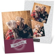 Bursting With Happiness Save the Date Cards