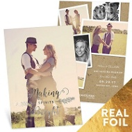 Bright Spirits Save The Date Cards