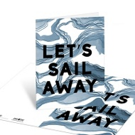 Sail Away Note Cards