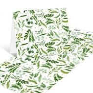 Gorgeous Greens Note Cards