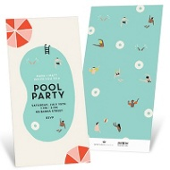 Party Umbrellas Party Invitations
