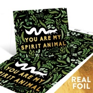 Spirit Animal Note Cards