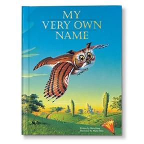 My Very Own Name -- Personalized Children's Books