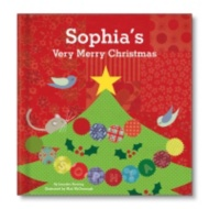 My Very Merry Christmas Personalized Book