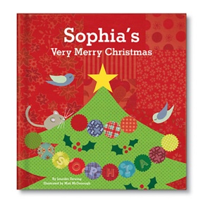 My Very Merry Christmas -- Personalized Children's Books