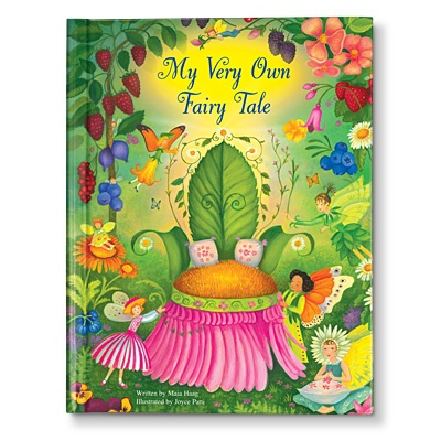 My Very Own Fairy Tale - Personalized Children's Books