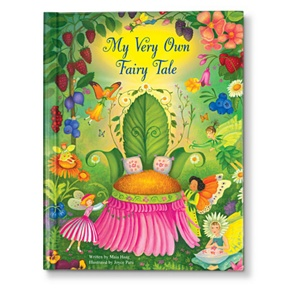 My Very Own Fairy Tale -- Personalized Children's Books