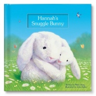 My Snuggle Bunny Personalized Book