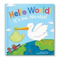 Hello World! Personalized Children's Books