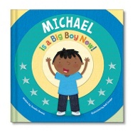 I'm A Big Boy Now Personalized Children's Books