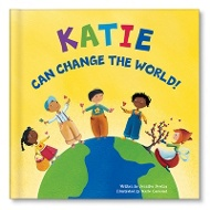 I Can Change the World Personalized Children's Books