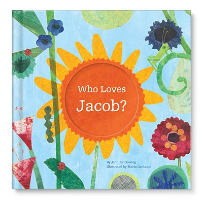 Who Loves Me? Personalized Children's Books