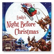 My Night Before Christmas Personalized Children's Books