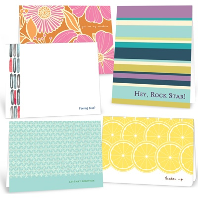 Exclusive Stationery Kits