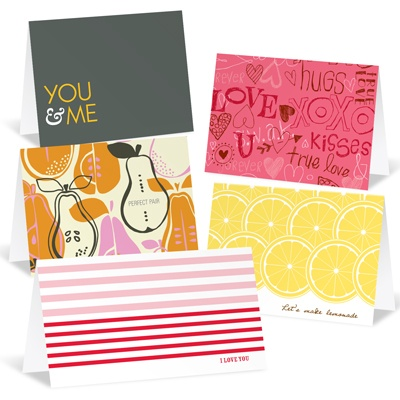 Love Notes --  Note Card Sets