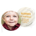 Kids Birthday Favor Tags